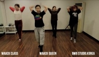 Waack Queen Waacking Class Bwb Dance Studio Korea Seoul