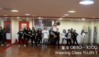 Waacking dance 08.2014