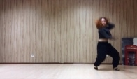 Waacking dance Girko Katerina