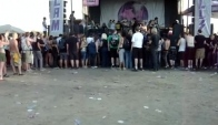 Warped Tour 'Fart of Death' - Funny mosh pit Hillsboro Or
