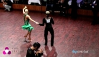 Wdc Professional latin final - Cha-cha-cha