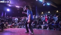 Wes vs Mogwai B-Boy Championships - House Dance Final