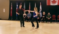 West Coast Swing Advanced