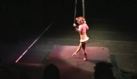 'Woman' - Aerial Straps - Helium Aerial Dance