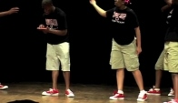 Woodland High School - Code Red Step Team