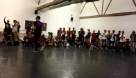 World of Dance Chicago {Young Lions Workshop