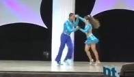 World salsa champions cali colombia - John and Johana