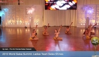 Wss Feb Ladies Team Salsa Shines