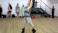 Yanis Marshall Choreography The Heat Toni Braxton Street Jazz Class Studio Harmonic