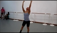 Yanis Marshall Turning Tables Lyrical Jazz Class