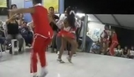 Young salsa dancers in cali colombia part