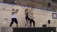 Zumba Z-Dance - Major Lazer ft Daddy Yankee - Watch Out For This