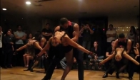 Bachata Performance