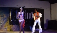 Competition Merengue - Vero Langhi and Sa??l Pereyra