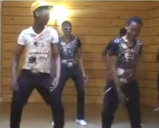 Coupé décalé ( dance )
