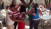 Merengue dominican dance style