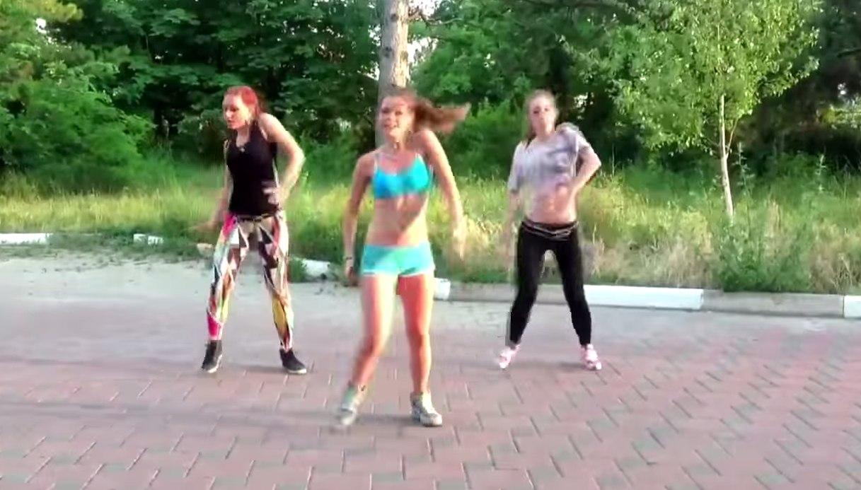 P-square - Alingo / Choreography by Dee - Dancehall