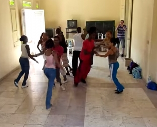 Rueda de Casino dance