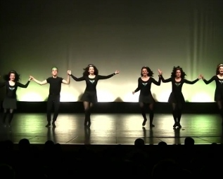 Set Dance - Irish dance