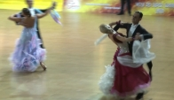 Viennese Waltz WDSF PD Grand Prix Moscow