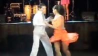 Wilfrido Arroyo and Ingrid Blanco Merengue