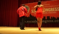 workshop salsa on shines part Ny Salsa Congress